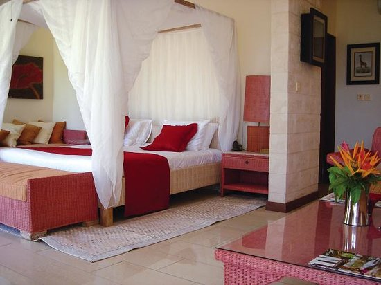 Leopard Beach Resort & Spa: Villa