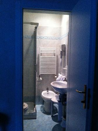 Casa Pisani Canal: questo è il bagno della suite!!!!!