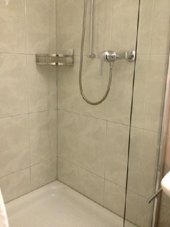 Tivoli Hotel: shower