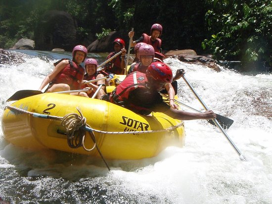 Rafting Selangor