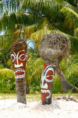 Maitai Polynesia Bora Bora: make some friends