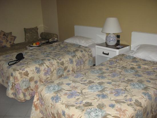 Hôtel Agadir Beach Club : La chambre