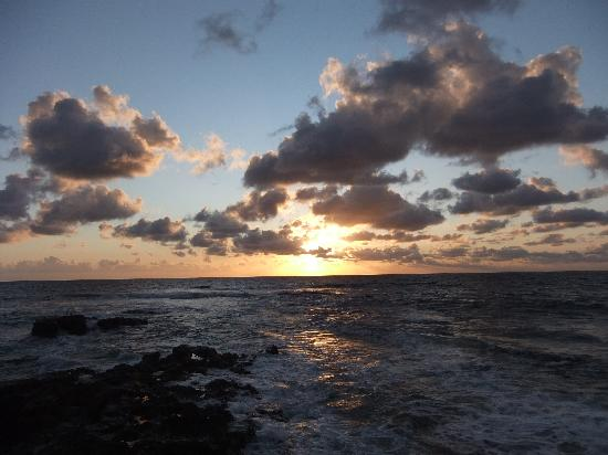 The Bed & Breakfast Inn at La Jolla : Beautiful sunsets over the ocean