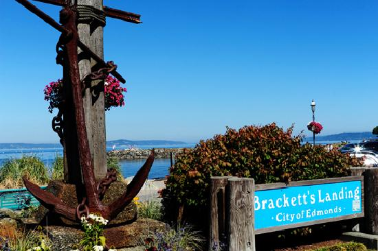 Brackett's Landing in Edmonds