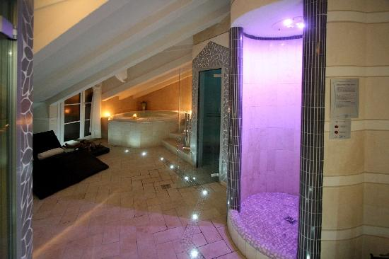 Victoria Hotel Letterario: Wellness