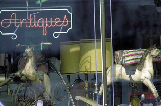 Snohomish, واشنطن: Antique store in Snohomish