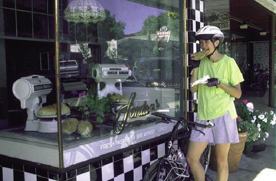 Snohomish, واشنطن: Treats at a Snohomish bakery