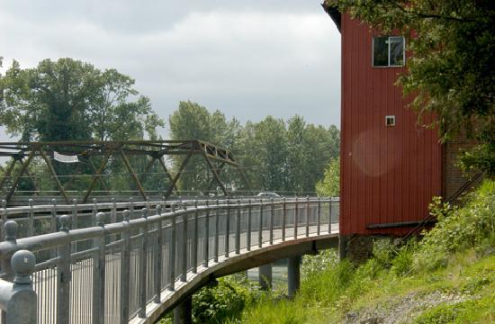 Snohomish Riverfront Trail