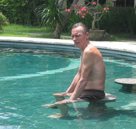 Dayu Beach Hotel : The pool, the pool :o)