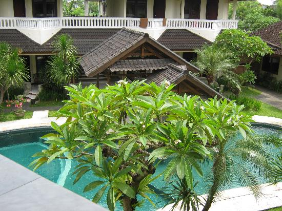 Dayu Beach Hotel : Part of the view from our terasse