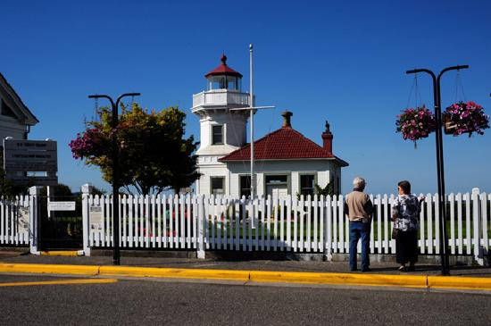 ‪‪Mukilteo‬, واشنطن: Visiting Historic Mukilteo Lighthouse‬