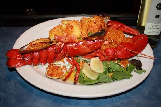 Los Andes: Lobster Paella