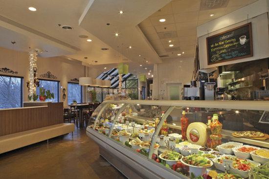 Cafesano: Buon Appetito!
