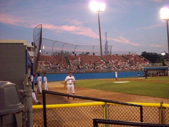Pfitzner Stadium: Twilight at Pfitzner