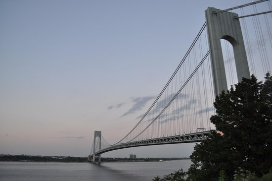Staten Island, Estado de Nueva York: On the path