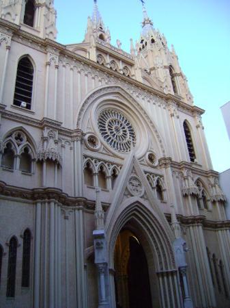 Sacred Heart Church (Sagrado Corazon): Iglesia del Sagrado Corazón de Málaga.