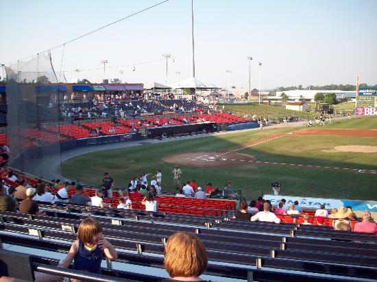Harry Grove Stadium: The Stadium