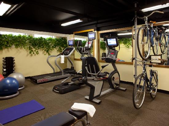 Hotel Drisco: Fitness Center