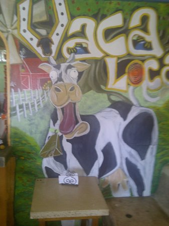 Vaca Loca Restaurante: Its Crazy Fun