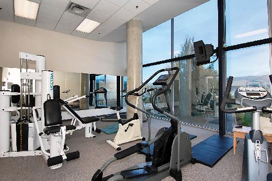 BEST WESTERN PLUS Kelowna Hotel & Suites : Fitness Facility
