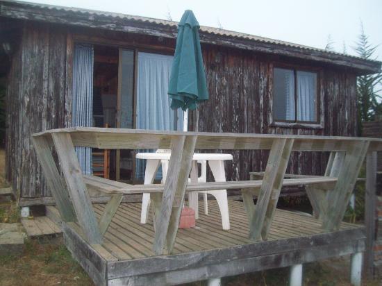 Hostal Punta de Lobos: la cabaña