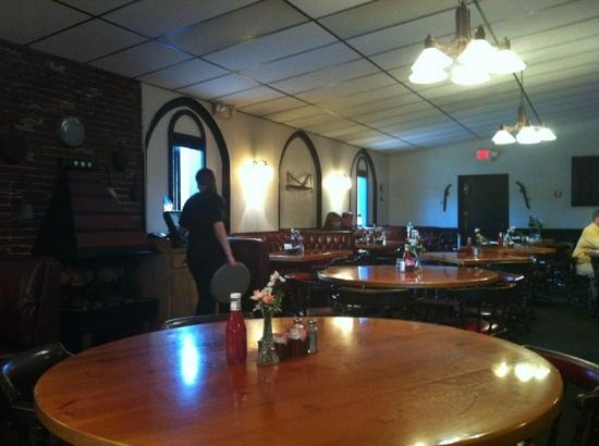 Artie & Tony's Steak House: main Dining room