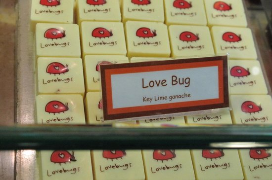 Jacques Torres Chocolate: just lovely for Valentine's