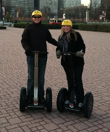 Segway Nation: Segway Tours