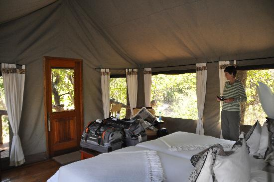 Royal Tree Lodge: our room
