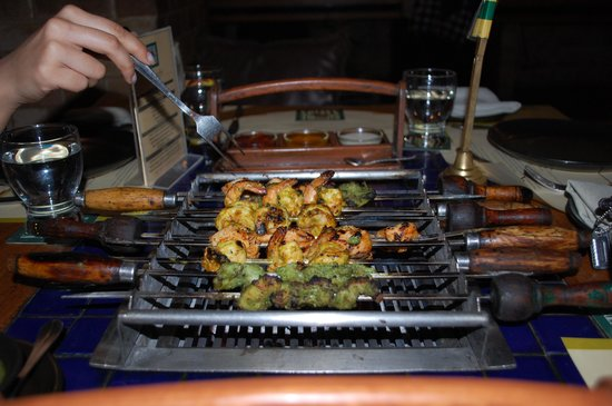 Barbeque Nation: mouth-watering kabobs