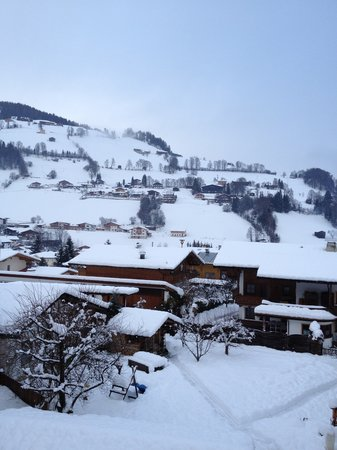 Pension Franzl: View from our room