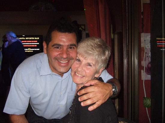 Restaurante Margarita: Staff very friendly at Margarita