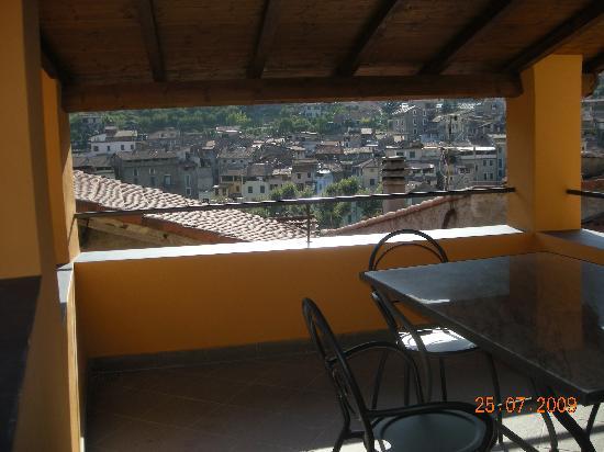 Appartamento Salvia: terrazzo coperto - Foto di Agriturismo ...
