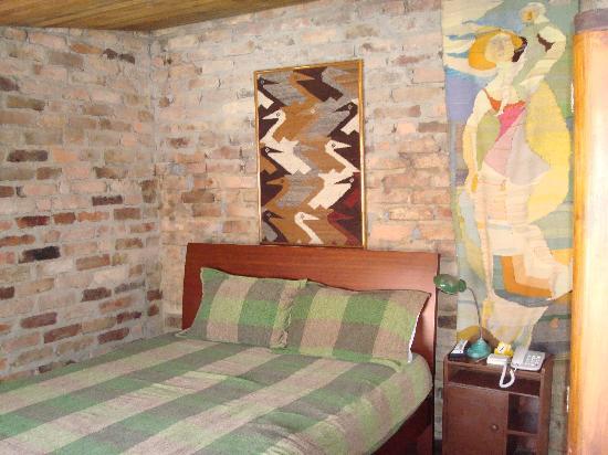 Casa Rustica Bogota: Altillo Bedroom