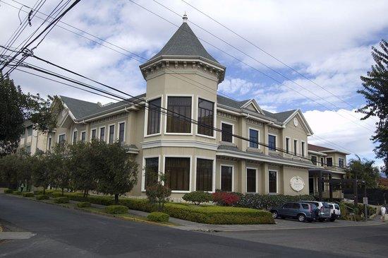 Hotel Grano de Oro San Jose: hotel exterior