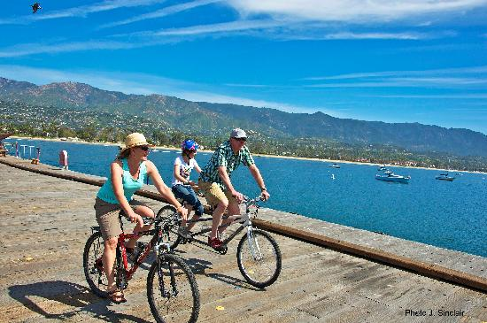 Santa Barbara, Kalifornien: Outdoor Activities