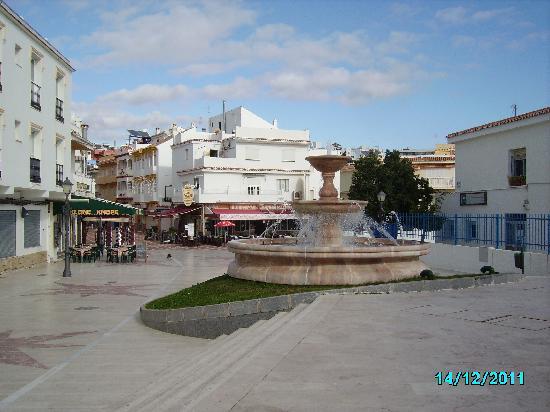 La Carihuela: Quiet Carrihuela