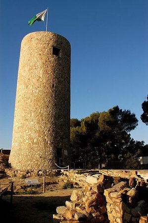 Castell de Sant Joan (Sant Joan Castle) : THE TRUE ST. JOAN CASTLE!!!!!