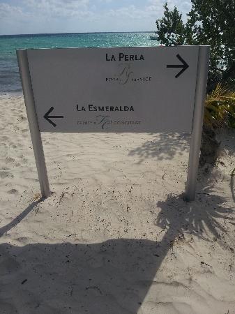 Paradisus Playa Del Carmen La Esmeralda : Beach