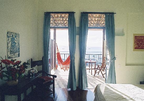Hotel Villa Santo Antonio: Lindas acomodações