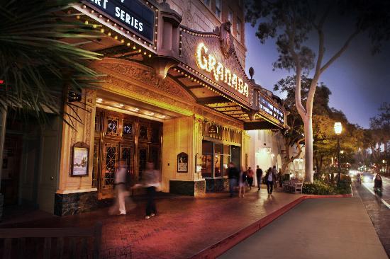 โกลตา, แคลิฟอร์เนีย: Historical Granada Theatre