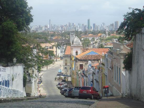 Recife, PE: Calle de Olinda