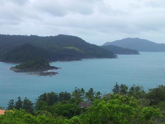 at Whitsunday Vista Resort: From the Balcony