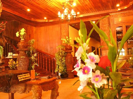 Shining Angkor Boutique Hotel: Hotel Interior