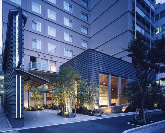 庭のホテル 東京, Hotel Niwa Tokyo