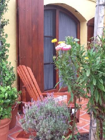 Casa Los Jazmines: desde mi ventana