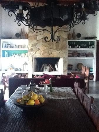 Casa Los Jazmines: estar, bienestar
