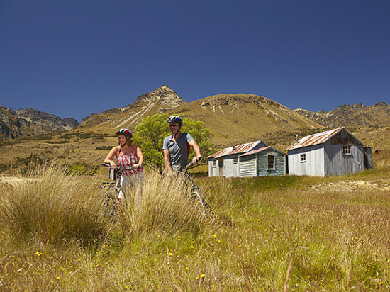 Walter Peak Cycling Excursions - Real Journeys