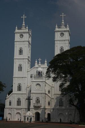 Kochi (Cochin), India: Front View