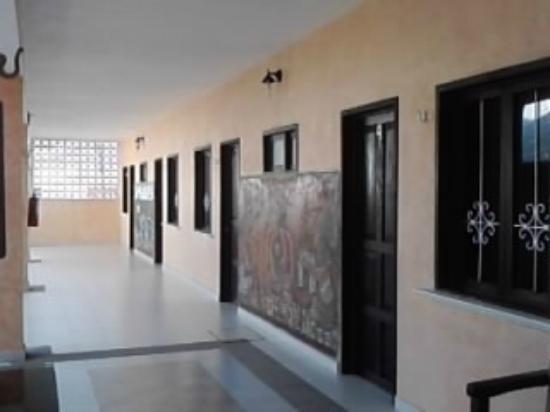 Hotel La Croix: habitaciones